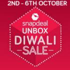 UnBox Diwali Sale | 2nd - 6th Oct, 2016