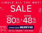 AmericanSwan Clothing, Footwear & Accessories at upto 80% off + 48% off Sitewide