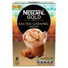 Nestle Nescafe Gold Salted Caramel Mocha 120G