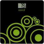 Venus Digital Glass Weighing Scale  (Black)