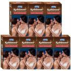 Durex Kohinoor Condoms - 10 Count (Pack of 7, Silky Chocolate)