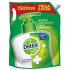 Dettol Original Germ Protection Handwash Liquid Soap Refill, 1500ml