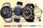 WATCHES (Titan, Espirit, Fossil, Guess, Casio & More) upto 70% off