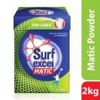 Surf Excel Matic Top Load Detergent Powder, 2 kg