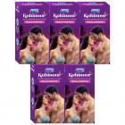 Durex Kohinoor Condoms - 10 Count (Pack of 5, Kala Khatta)