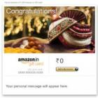 Get 5% Off on Amazon.in Wedding Gift Cards
