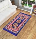 Ethnic Motif Jute 5 x 3 feet Machine Made Carpet By Azaani