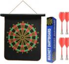 Veera Roll Up Magnetic Dart Board Large Size Board Game Accessories Board Game